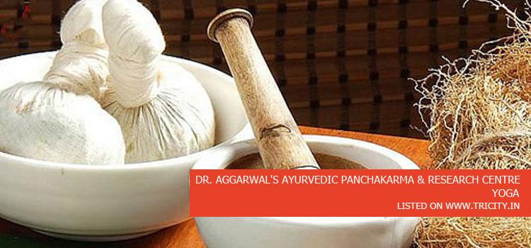DR. AGGARWAL'S AYURVEDIC PANCHAKARMA & RESEARCH CENTRE