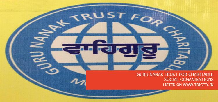GURU NANAK TRUST FOR CHARITABLE