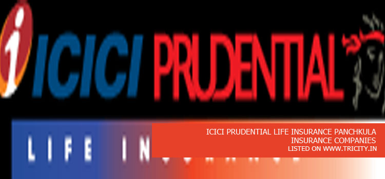 ICICI PRUDENTIAL LIFE INSURANCE PANCHKULA