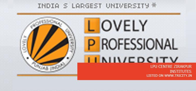 LPU Distance Education