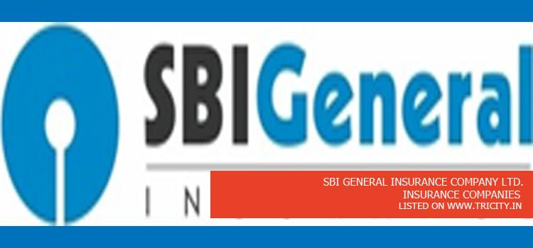 SBI GENERAL INSURANCE COMPANY LTD.