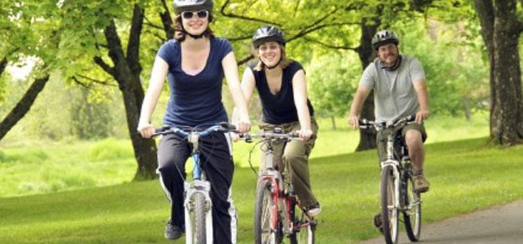 स्वच्छत भारत अभियान के तहत साइकिल यात्रा