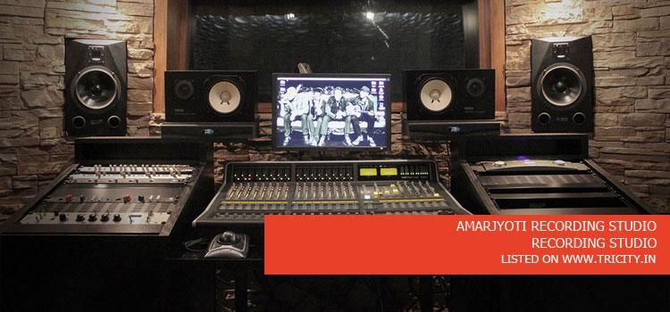 AMARJYOTI RECORDING STUDIO