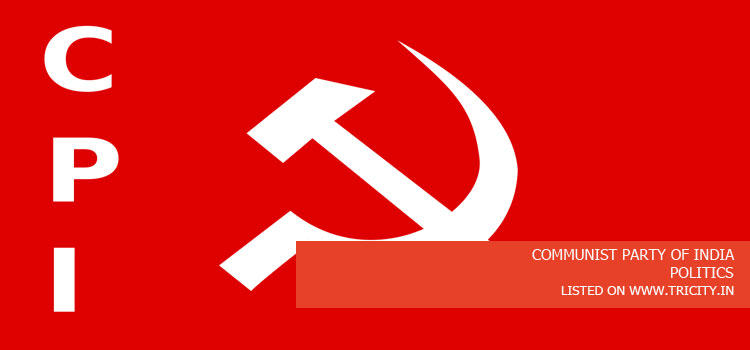 COMMUNIST PARTY OF INDIA