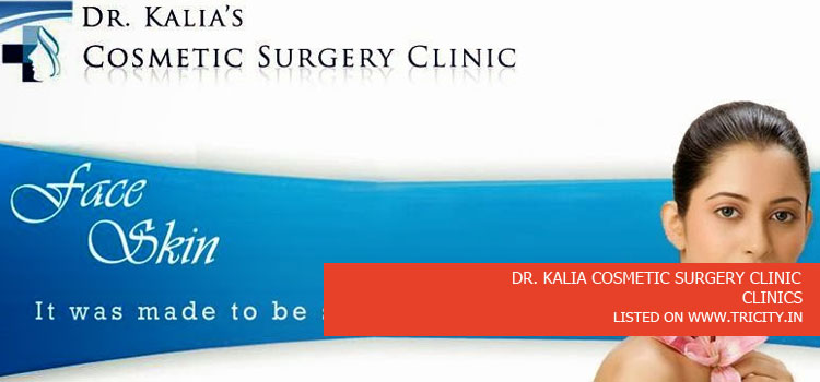 DR. KALIA COSMETIC SURGERY CLINIC