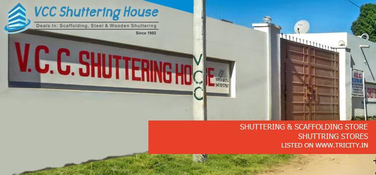 SHUTTERING & SCAFFOLDING STORE