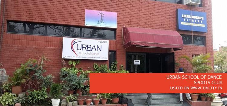 URBAN SCHOOL OF DANCE