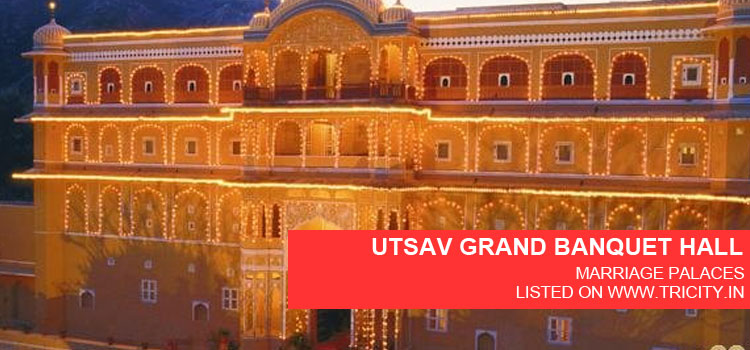 UTSAV GRAND BANQUET HALL