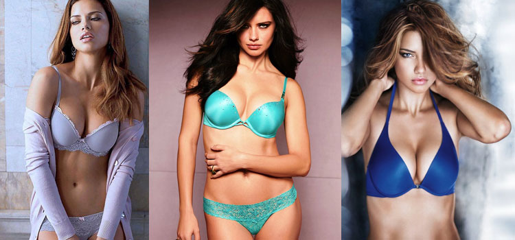 Hot Model Adriana Lima Photos and Image Gallery