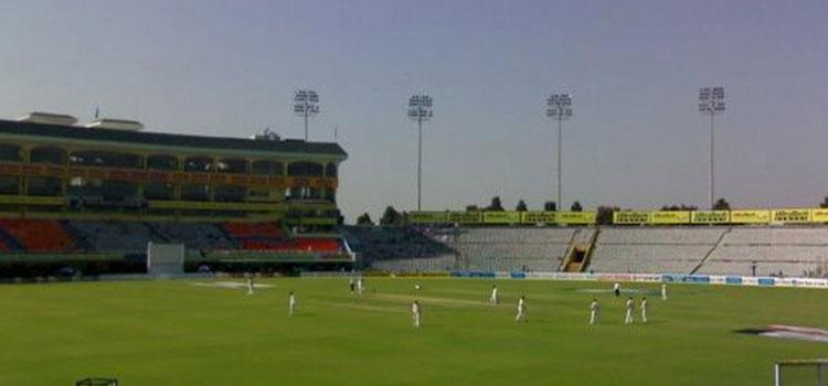 Chandigarh Cricket Stadium