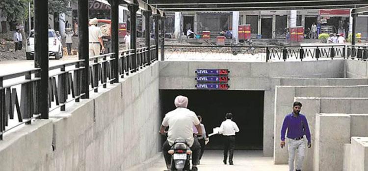 Sector 17 Multilevel Parking
