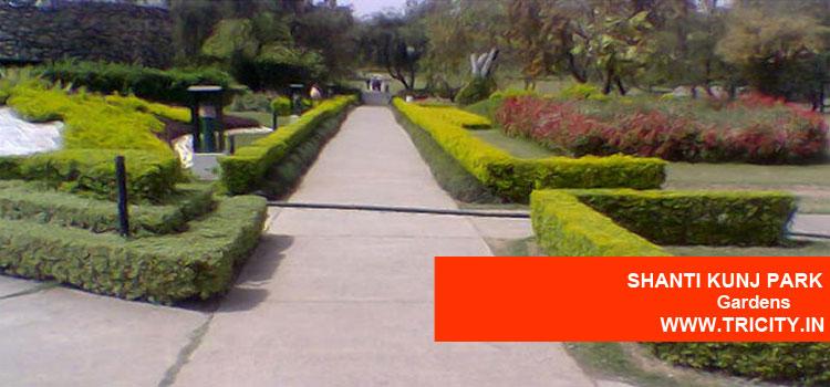 Shanti Kunj garden
