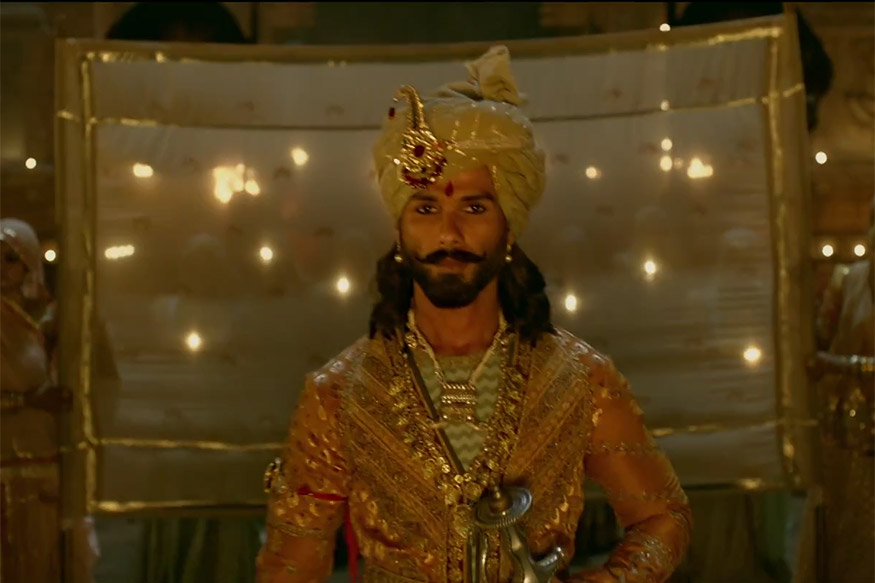 Bollywood Film Padmavati