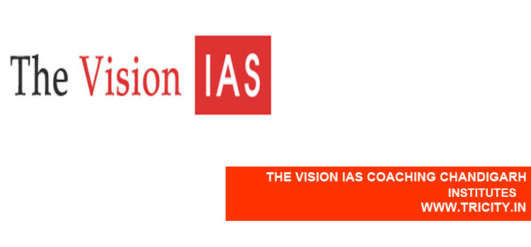 The Vision Ias Coaching Chandigarh