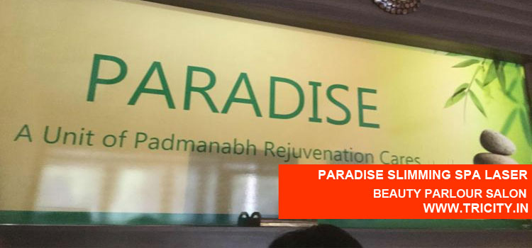 Paradise Slimming Spa Laser