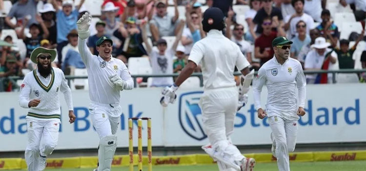 Team India Loss Cape Town Test Due To These 5 Villains