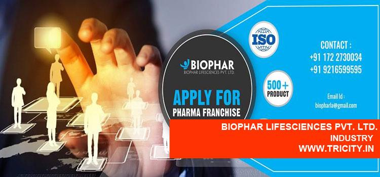 Biophar lifesciences pvt. Ltd.