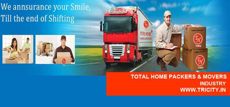 Total Home Packers & Movers