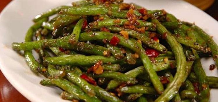 Green Beans Fry Recipe