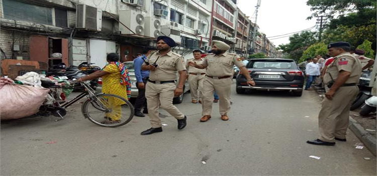 Chandigarh Crime News