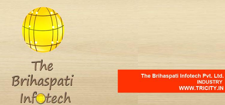 The Brihaspati Infotech Pvt. Ltd.
