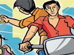 Chandigarh Snatching News