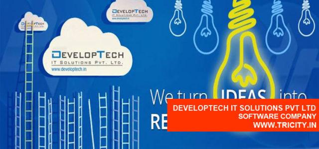Developtech It Solutions Pvt Ltd