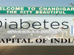 Chandigarh Diabetes Capital