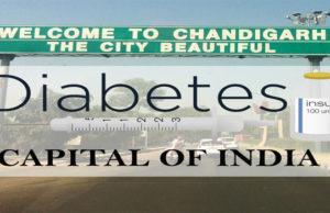 Chandigarh Diabetes Capital