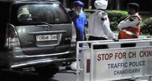 Chandigarh Traffic Police