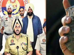 Granade Attack In Jalandhar Police Station