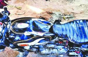 Road Accident In Zirakpur