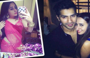 Varun Dhawan and Natasha Dalal