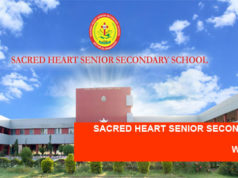 SACRED HEART SENIOR SECONDARY SCHOOL