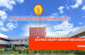 SACRED HEART SENIOR SECONDARY SCHOOL