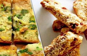 Til Bread Roll Recipe