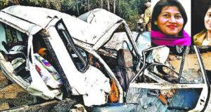 Accident In Zirakpur