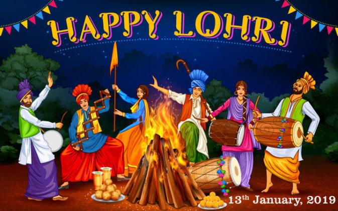 Happy Lohri 2019