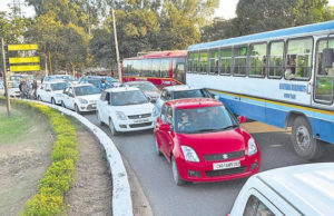 New Route Plan On Madhya Marg
