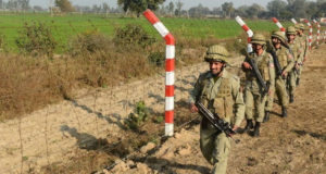 Indo Pak Border In Punjab