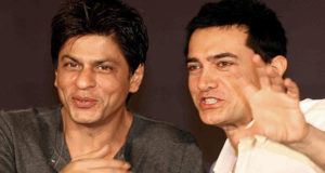 Amir Khan And Shahrukh