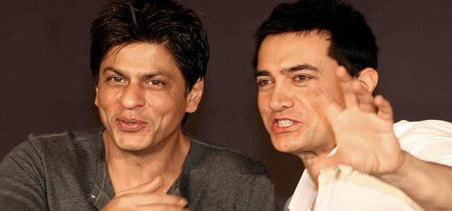 Amir Khan And Shahrukh