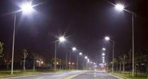Chandigarh City Street Light
