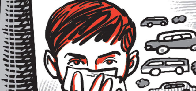Chandigarh Poisonous Air