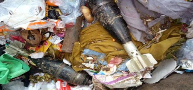 Ramdarbar Found Bomb