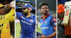 Four Teams Finalised For Playoff In IPL 2019