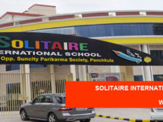 Solitaire International School