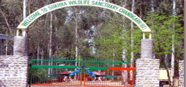 Sukhna Wildlife Sanctuary