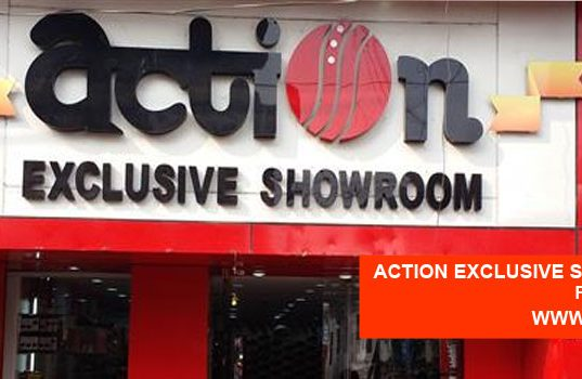 ACTION EXCLUSIVE SHOWROOM