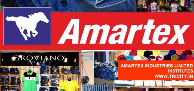 AMARTEX INDUSTRIES LIMITED